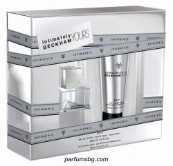 David Beckham Intimately Yours Men EDT 30ml