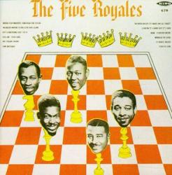 "Great Texan (The ""5"" Royales) (CD)"