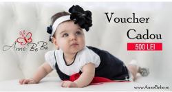 Anne Bebe Voucher Cadou 500 lei