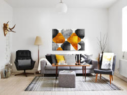 Tablouri canvas Pure Dimension - Dan Johannson (decorațiuni) (XOBDJ008E1)