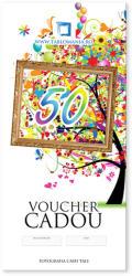 BIRTHDAY - Gift VOUCHER (tablouri moderne) (XVANDP)