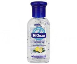 HiClean Kézfertőtlenítő alkoholos gél - citrom 50ml