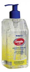 Bradoline Bradolife kézfertőtlenítő gél - citrom 500ml