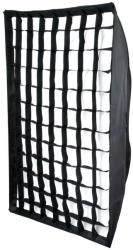 FST Softbox 60x90cm cu grid honeycomb montura Bowens