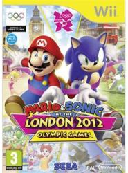 SEGA Mario and Sonic at the London 2012 Olympic Games (Wii)
