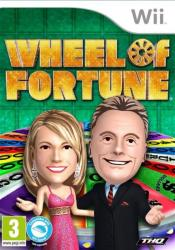 THQ Wheel of Fortune (Nintendo Wii)