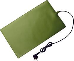 AccuLux Covor electric încălzitor (L x l x Î) 35 x 25 x 0, 4 cm, 15 W, verde, AccuLux ThermoLux