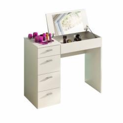 Ramely Masuta de toaleta, alb, BELINA