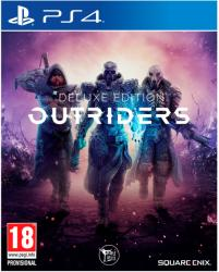 Square Enix Outriders [Deluxe Edition] (PS4)