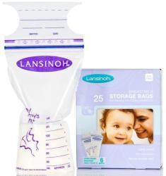 Lansinoh Pungi de stocare lapte matern Lansinoh, 25buc