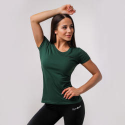 GymBeam Basic Green női póló - GymBeam L