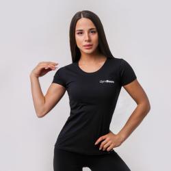 GymBeam Basic Black női póló - GymBeam L
