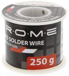 CHROME Fludor 250gr 1mm SN60 PB40 FLUX2 CHROME (TIN-250GR/1.0MM-CHR)