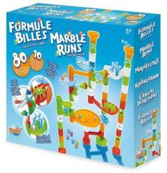 Buki France Joc de constructie - labirint cu bile - 80 piese
