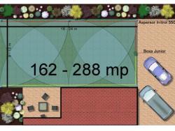 Hunter Kit irigare gazon 162-288 m2 Hunter cu programator interior