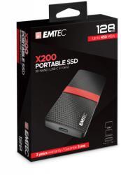 EMTEC X200 128GB USB 3.0 ECSSD128GX200