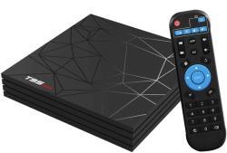 TV Box T95 Max Mini PC Quad Core ARM Cortex A53, 2GB Ram/ 16GB ROM, 6K UltraHD, Android 9.0, HDR
