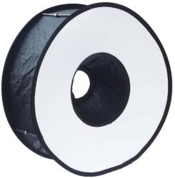 Meking Blitz Meking Flash Ring Softbox circular ring-light pentru blitzuri speedlite (4687) - vexio