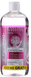 Eveline Cosmetics Apa micelară hialuronică - Eveline Cosmetics Facemed+ Micellar Water 100 ml