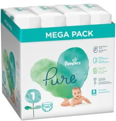 Pampers Pure Protection 1 Newborn (2-5kg) 140db