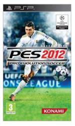 Konami PES 2012 Pro Evolution Soccer (PSP)