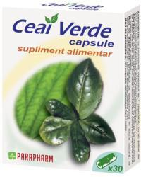 Parapharm Ceai Verde - 30 comprimate