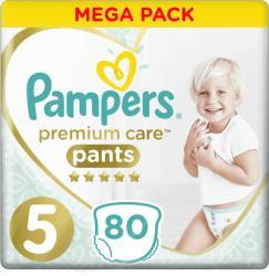 Pampers Premium Care Pants 5 (12-17kg) 80db