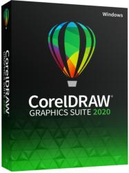 Corel CorelDRAW Graphics Suite 2020 Business Windows (LCCDGS2020ML)