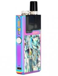 Lost Vape Kit Orion Q Lost Vape Rainbow Abolone, Tip POD, 950 mah, Optimizat Nicsalts, Inox