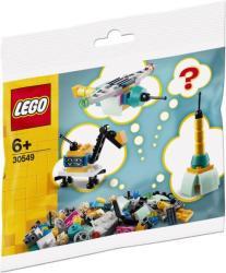 LEGO Classic - Építsd meg saját járműveidet! (30549)