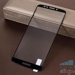 Motorola Geam Protectie Display Motorola Moto E5 Plus Acoperire Completa Negru