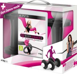 Bigben Interactive My Body Coach 2 Fitness & Dance [Dumbbell Bundle] (PS3)