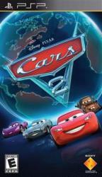 Disney Cars 2 (PSP)