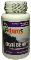 Adams Vision Acai Berry 600mg (60 comprimate)