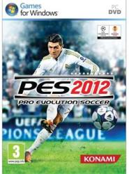 Konami PES 2012 Pro Evolution Soccer (PC)