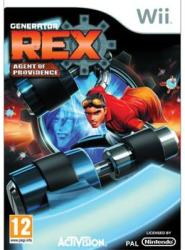 Activision Generator Rex Agent of Providence (Wii)