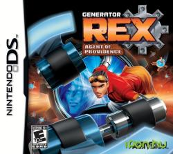 Activision Generator Rex Agent of Providence (Nintendo DS)