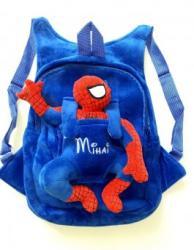 Toy World Ghiozdan plus personalizat Spiderman (KT 696)