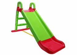 Mabel Diapozitiv pentru copii Happy 140 cm - verde-roșu