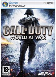 Activision Call of Duty World at War (PC)
