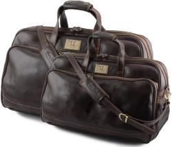Комплект кожени пътни чанти BORA BORA travel set TL3072