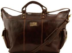 Кожена пътна чанта porto tl140938