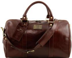 Кожена пътна чанта tl voyager tl141250