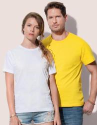 Stedman Uniszex rövid ujjú póló Stedman Classic-T Unisex -S, Napraforgó sárga