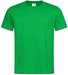 Stedman Uniszex rövid ujjú póló Stedman Classic-T Unisex -M, Kelly zöld
