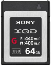 Sony XQD G 64GB QD-G64F/J SYM