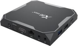 Allwinner Mini PC Tv Box i96 PRO, Procesor Allwinner, Android 9, UHD 4K, 4GB RAM, LPDDR4, 64GB ROM, Quad-Core, 2ghz, 64Bit Telecomanda