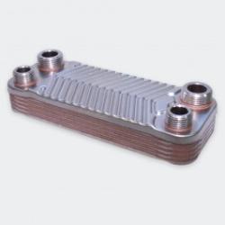 Wiltec Schimbator de caldura cu 10 placi Wiltec 22 kW (B3-12-10)