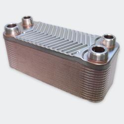 Wiltec Schimbator de caldura cu 30 placi Wiltec 66 kW (B3-12-30)