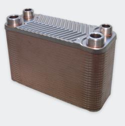 Wiltec Schimbator de caldura cu 50 placi Wiltec 90 kW (B3-12-50)